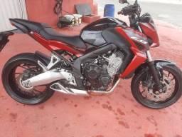 Moto CB 650F