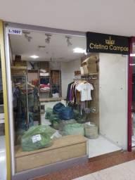 L1008- Vendo loja na Via violeta do Mega Moda Shopping