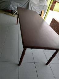 Vende-se mesa nova para churrasco