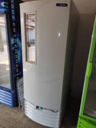 Freezer vertical para congelamento novo !