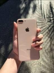 IPHONE 8 Plus 64 GB Gold ou Red SEMINOVOS