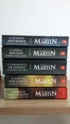 Coleção Fogo e Gelo Game of Thrones
