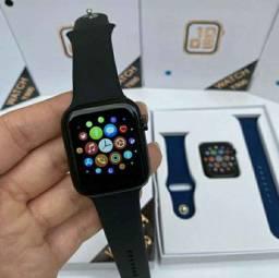 Smartwatch T500 Relógio Inteligente Promoção Faz Ligação, Vê notificações Zap, Face