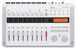 Interface / Placa / Mesa zoom R16 e gravadora multi pista