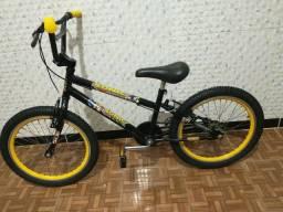Bicicleta Cross aro 20 Caloi
