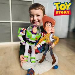 Boneco Xerife Woody Falante Toy Story