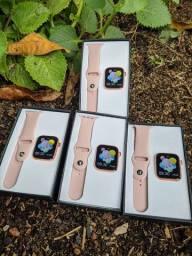 Smartwatch Iwo x7 + pulseira de brinde