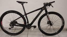 Bike Carbono Aro 29 - Quadro 16 - 20v - Aceito Troca(Leia a Descrição)