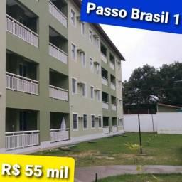Ap Gran Village Brasil 1 - 3* andar - c/ Suite - Apenas 55 mil - Top!