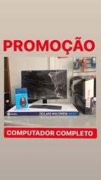 Mega promoção computador completo só 799,00 ideal para qualquer comercio