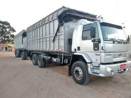 Cargo 2631 6x4 - Romeu e Julieta Basculante (cavaqueira)