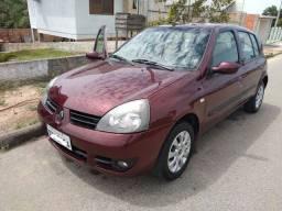 Renalut Clio Autentic 1.6 16V Ano 2008
