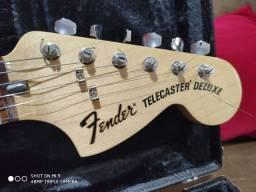 Guitarra fender deluxe