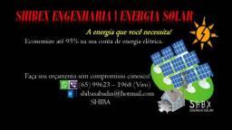 Energia solar ao seu alcance 100% financiada em até 72 vezes!