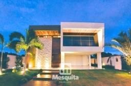 R. 2423 - Fantástica Casa em Condomínio Fechado no Altiplano 4 Suítes 425m²