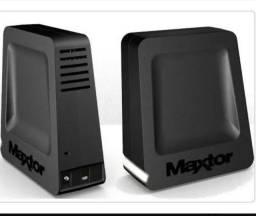 HD 500GB Maxtor One Touch 4 Plus com Fonte