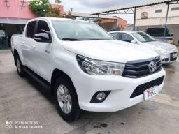 Toyota/Hilux CD LOWM4FD, 2017, ÚNICO DONO