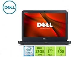 Notebook DELL (Core i7), 12GB Ram, HD 500GB