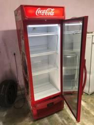 Freezer coca cola expositor ( Entrego/ garantia )
