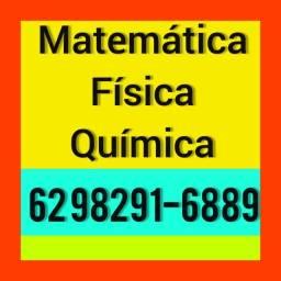 Professor Particular de Matemática, Física, Química, Redação e Português
