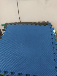 Carpete emborrachado