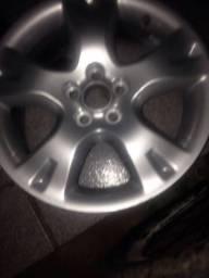 Rodas liga leve aro 16 com ou sem pneus aceito cartões e trocas