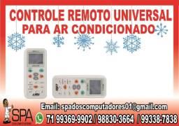 Controle Universal para Ar Condicionado Aucma em Salvador Ba