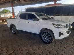 *Hilux SRV AUT 4x4*<br>2017/2017