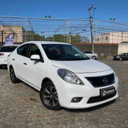 Nissan Versa 1.6 SL Top - R$ 26.990
