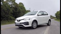 Toyota Etios 1.3 X 16V Flex 4P Manual - 2018