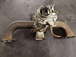 Carburador dfv446 gasolina Opala 6 cil