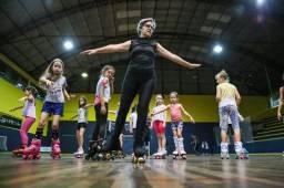 Aulas de patinação na Barra