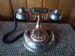 Raríssimo !!! Telefone americano anos 50 funcionando !!!