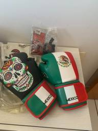 Vendo luvas originais da Naja, edição limitada México