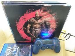 PS4 Slim 1 TB somente venda (leia descrição)