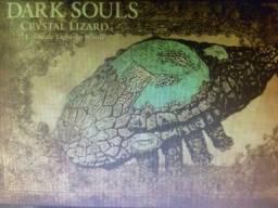 Dark souls Crystal Lizard figura de ação Games