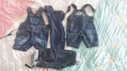 Roupas menino 3 a 6 meses