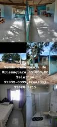 Casa em urussuquara 85.000
