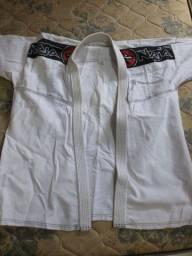 Kimono Naja A4 Branco