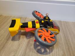 Avião imaginext Fisher-price