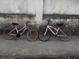 02 Bicicleta infantil feminina aro20 cada100