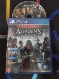 ASSASSINS Creed  para PS4