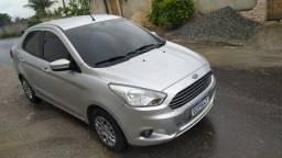 Carro ford ka sedan 2018 com gnv quinta geração. (valor real)