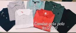 Camisetas a partir de R$44,90