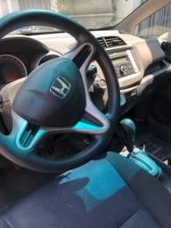 Título do anúncio: VENDO - Honda Fit 2013 - 1.4 Automático- Flex