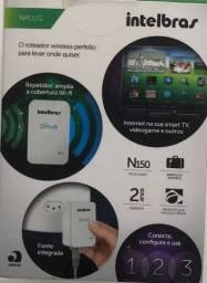 Roteador Intelbras Wireless Nplug N 150Mbps