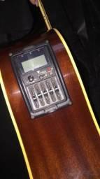 Título do anúncio: Vendo violão eagle ch888Nt
