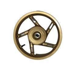 Roda traseira dourada pcx 150