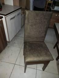 Título do anúncio: Mesa nova 1x1 cm 4 cadeiras