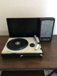 Toca disco antigo Philips gf 110